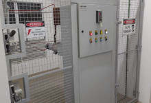 ISM/TEL vaccuum circuit breakers for CIPRIANI ENGENHARIA